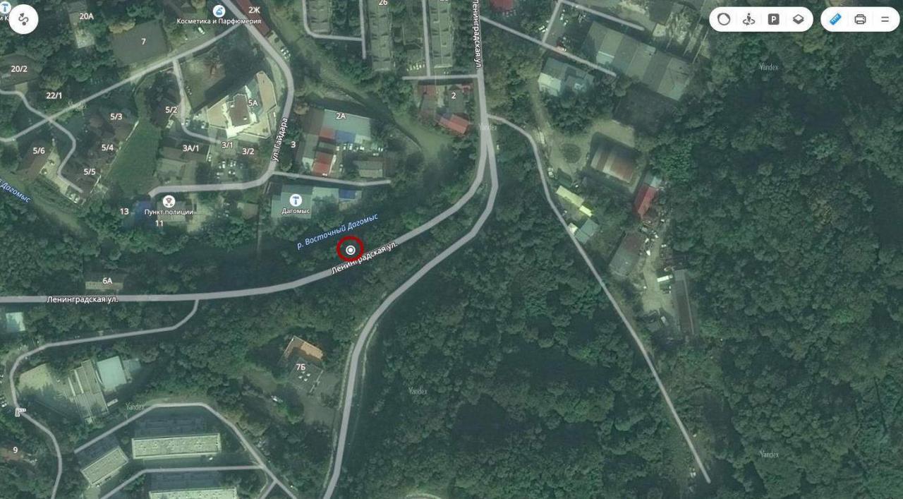 5caff4c7d5d9 Горячая линия администрации города. А такая ли она горячая  Свалка в  Дагомысе